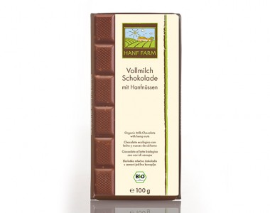 Bio Vollmilchschokolade 100 g