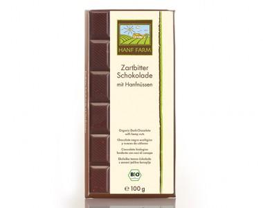 Bio Zartbitterschokolade 100g