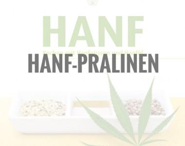 Hanf-Pralinen