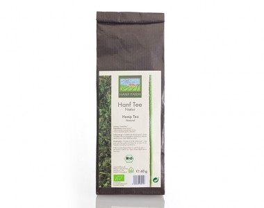 Bio Hanf Tee Natur 40 g