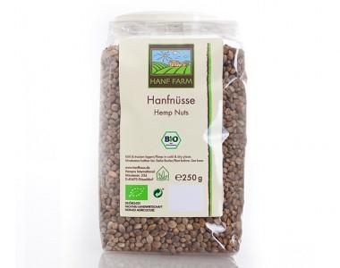 Bio Hanfnüsse 250 g
